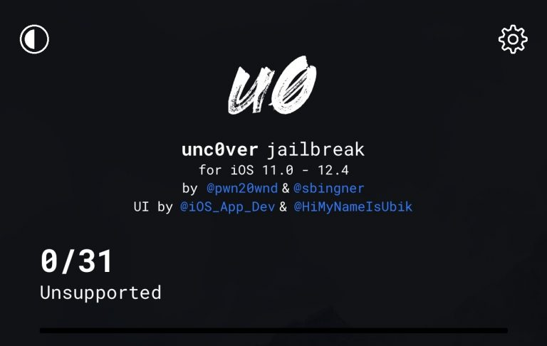 Uncover-team has just dropped the Unc0ver 3.7.0 update which adds support for jailbreaking iOS 12.4 — the very latest public release of iOS from Apple.