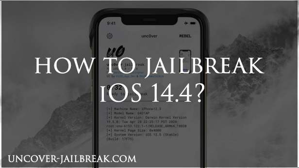 jailbreak iOS 14.4 with uncover, Cydia installation, iOS 14.4 jailbreak tools, Altstore and Cydia impactor guide